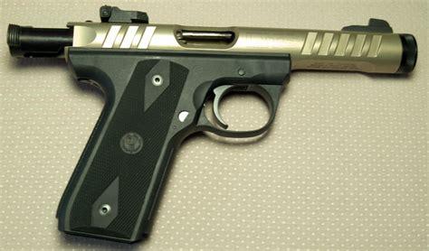 rug r ruger 22 45 lite iii new gun review gunsamerica digest