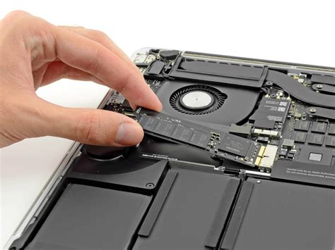 Hardisk Apple macbook pro 2013 drive upgradable ask different