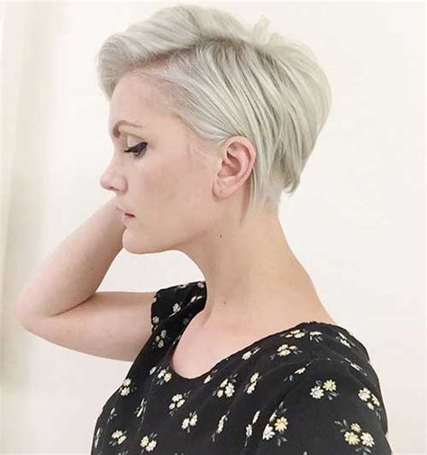 short haircut pixie cut ash blond 25 best short pixie cuts short hairstyles 2017 2018