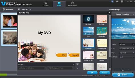Wondershare Video Converter Ultimate Review Feature Rich Excellent Video Editor Wondershare Editor Templates