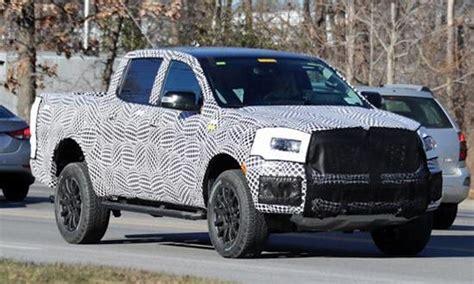ford ranger concept revealed ford redesignscom