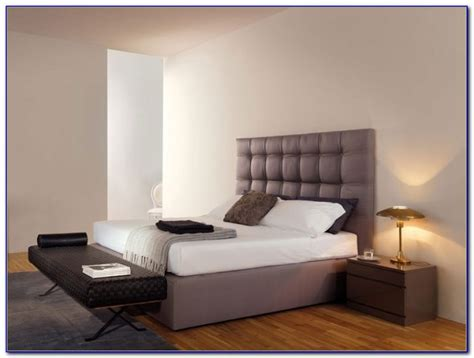 headboard without footboard bed without headboard singapore bedroom home design