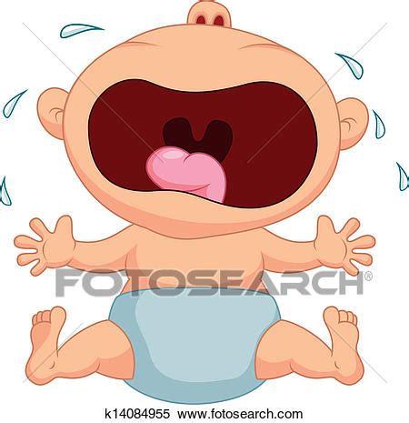 clipart bambino clipart ragazzo bambino cartone animato pianto
