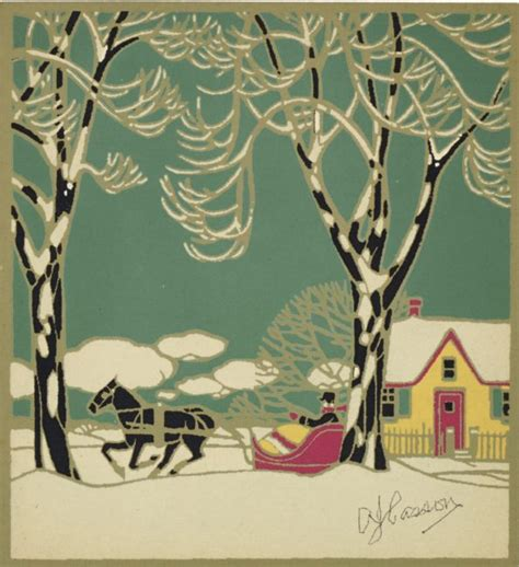 mcmichael gallery showcases christmas cards from group of mcmichael gallery showcases christmas cards from group of