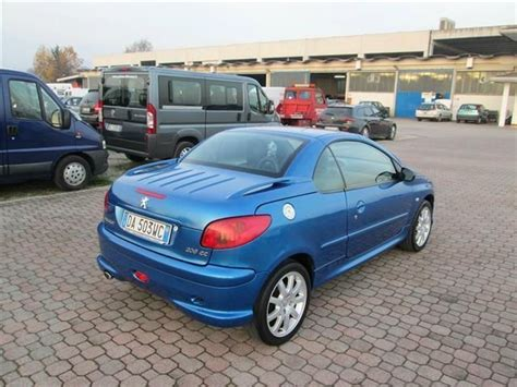 peugeot 109 for sale sold peugeot 206 cc 1600 16v hdi 1 used cars for sale