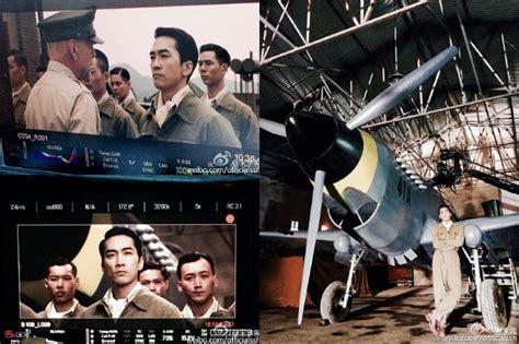 film perang lawas song seung heon pamer foto untuk film perang da hong zha