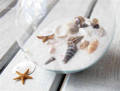 vasi con conchiglie come riutilizzare le conchiglie 20 idee creative