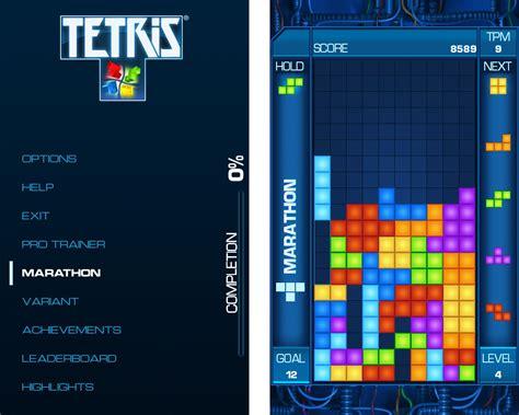 Tetonis Original 2 tetris windows central