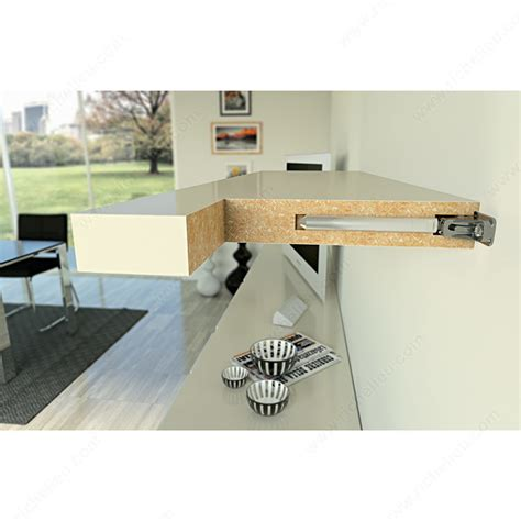 Concealed Shelf Supports by Triade Concealed Mounting Bracket Richelieu Hardware