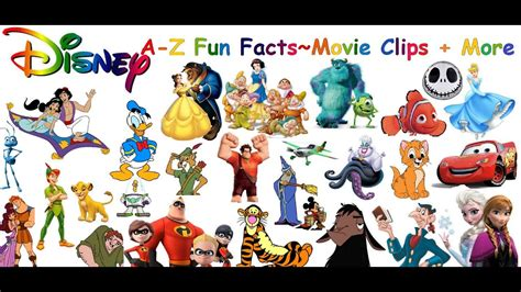Disney Character Letter I disney characters a z adultcartoon co