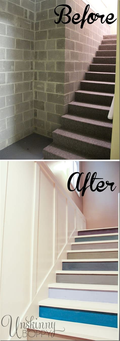 Stairs From Garage To Basement by Best 20 Basement Steps Ideas On