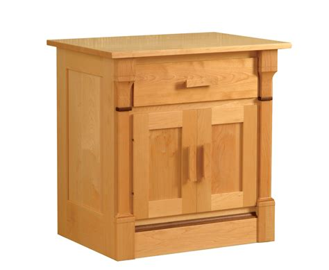 Handmade Furniture Sydney - sydney nightstand amish furniture designed