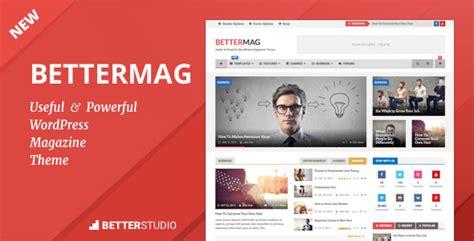 theme buzz blog bettermag v2 7 0 news blog magazine wordpress theme