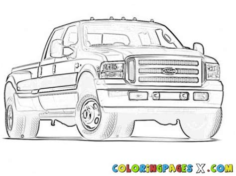 F150 Coloring Page by Ford F150 Coloring Pages Autos Weblog