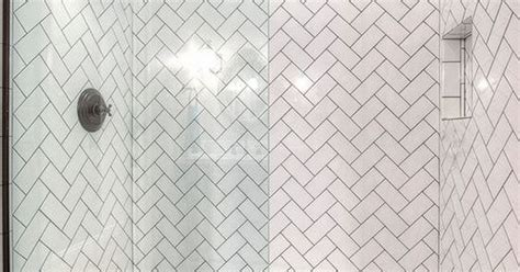 1 X 6 Ceramic Herringbone - soho white ceramic subway tile 3 x 6 in herringbone