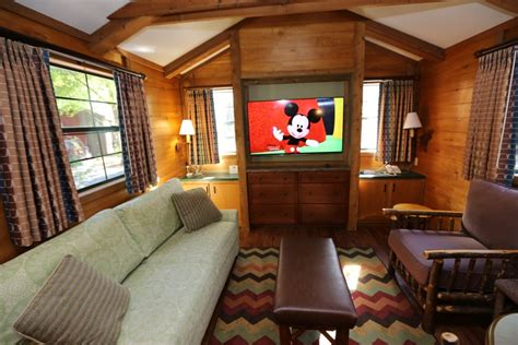 Cabins At Disney World by Disney S Fort Wilderness Resort Cground Walt Disney
