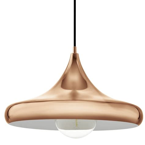 large copper ceiling l shade ceiling designs