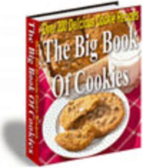 Book I Want Big Cookies by Big Book Of Cookies Mrr E Book Website Bonus