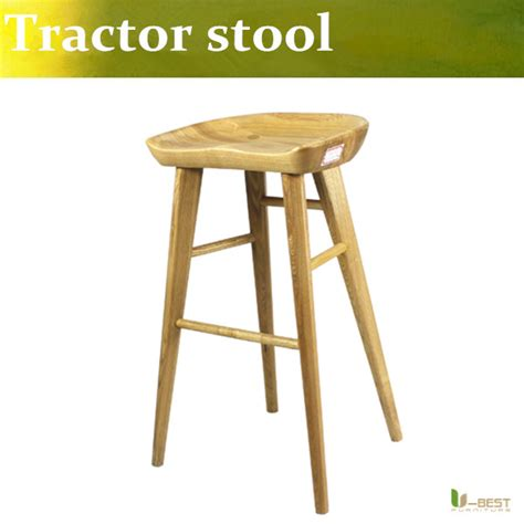 wood tractor counter stool u best vintage bar stools tractor contemporary carved wood