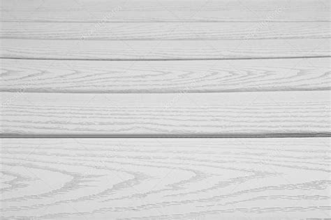 White Wooden Background Horizontal Boards Wood Texture