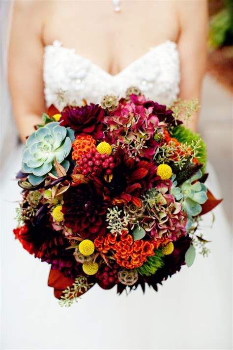 fall flowers wedding autumn wedding flower trends the rose shed