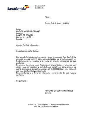 solicitar certificacion bancaria en bancolombia calam 233 o cartas de bancolombia ciclo de credito
