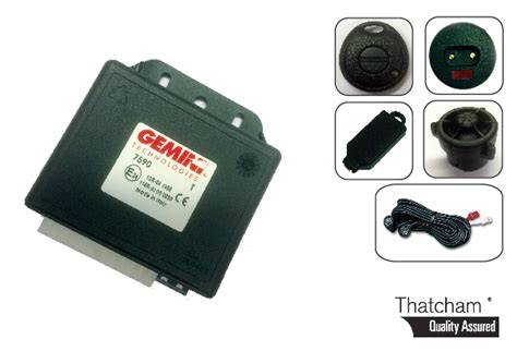 avs gemini 7590t2 1 thatcham category 2 1 alarm system