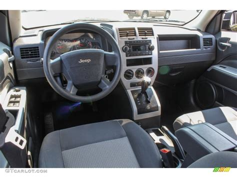 jeep sport interior jeep patriot 2007 interior www imgkid com the image