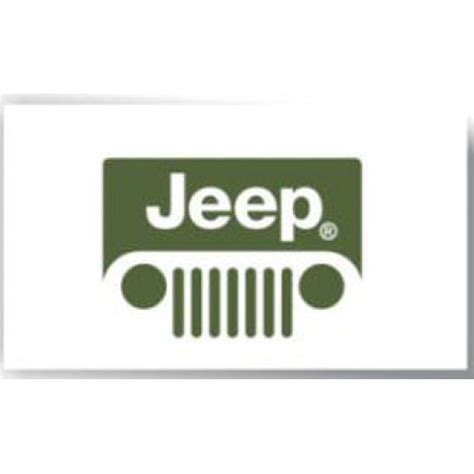jeep grill logo jeep grill automotive logo 3 x 5 flag f 1100 by