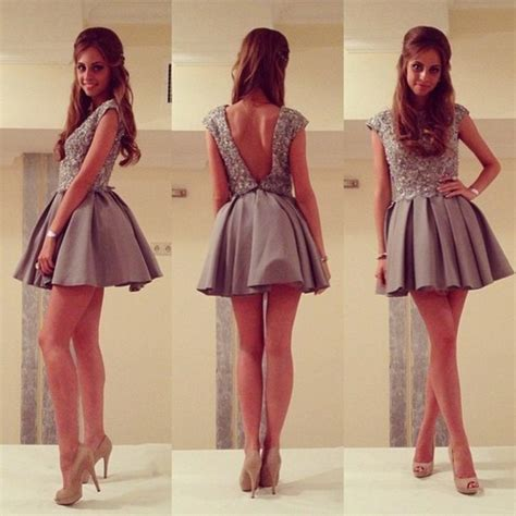 dress nice dress party dress shoes grey short