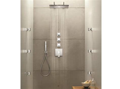 rubinetto termostatico per doccia rubinetto per doccia a 4 fori con soffione ar 38