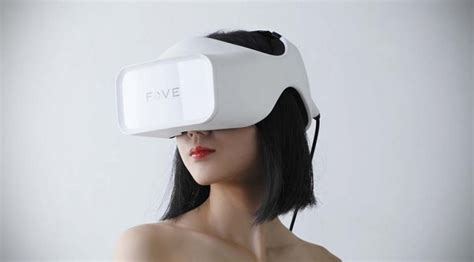 Fove Vr fove vr headset has eye tracking will make world more humanized mikeshouts