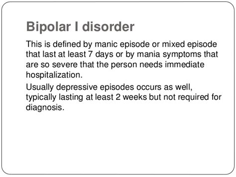 how long do bipolar mood swings last bipolar disorder