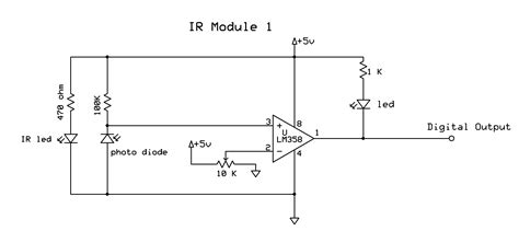 ir detector diode datasheet ir photo diode sensor for electronics