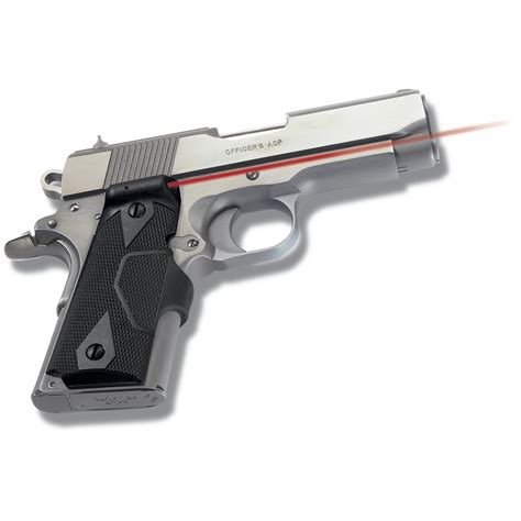 crimson trace 174 lasergrips for 1911 officer s compact and