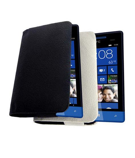 Htc 8s Stylish Stpu Soft acm rich leather soft carry for htc 8s mobile handpouch cover pouch new white buy
