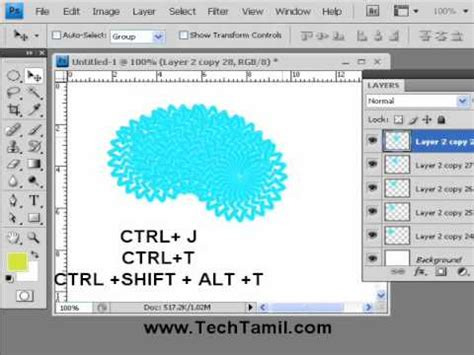 photoshop tutorial pdf in tamil photoshop tutorial in tamil how to create fractal