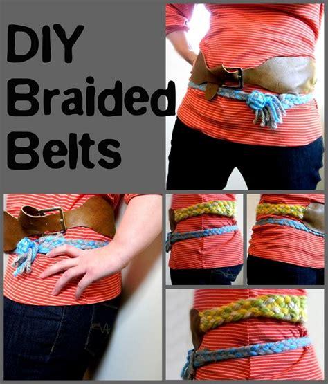 top   diy belts top inspired