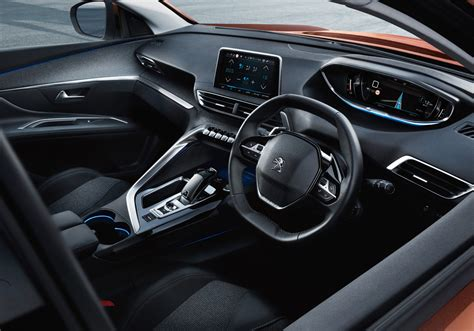 peugeot 3008 interior 2017 peugeot gt 3008 suv 2017 interior image gallery pictures