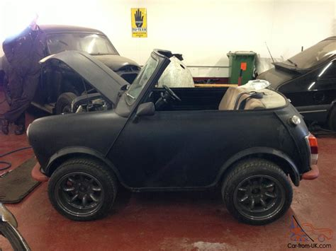mini shorty for sale classic mini shorty with all the work done