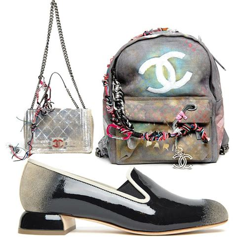 Jermaine Dupris Collects Shoes Handbags by Chanel Shoes And Handbags Summer 2014 Fashionisers