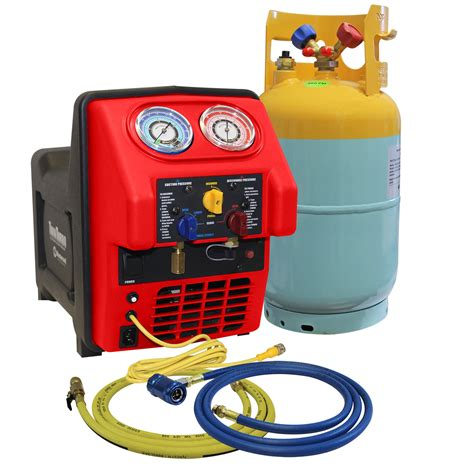 What Is A Refrigerant Recovery Machine by Mastercool Inc Manufacturer Of Air Conditioning