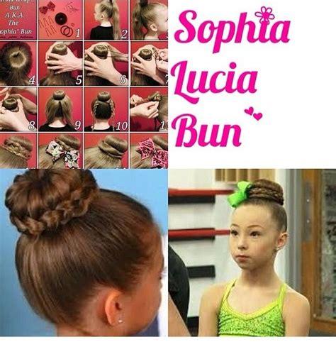 how to do a sophia lucia bun sophia lucia bun sophia lucia pinterest