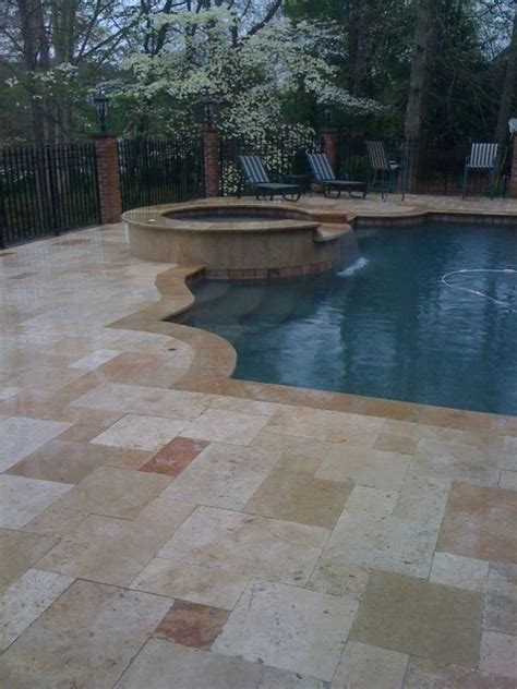 swimming pool pavers 132 best images about swimming pool on pinterest