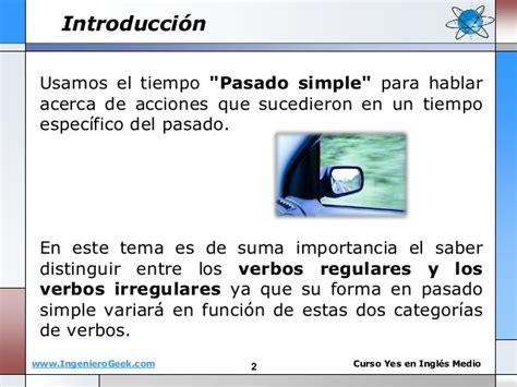 preguntas en pasado simple sin auxiliar 1 11 pasado simple oraciones y preguntas uso de auxiliar did