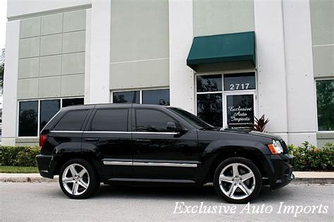 jeep srt 2008 2008 used jeep grand srt 8 at exclusive auto
