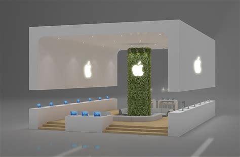 Luxury Spa Interior Design - exhibition design apple by leticia velasco at coroflot com