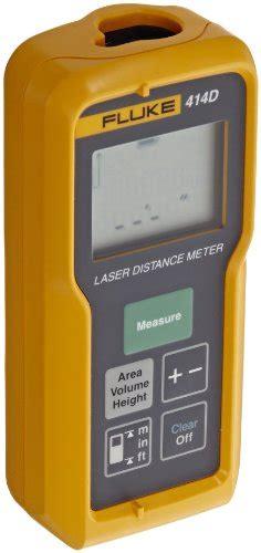 Fluke 424d Laser Distance Meter 100m fluke laser distance meter ii class gadgettherapy