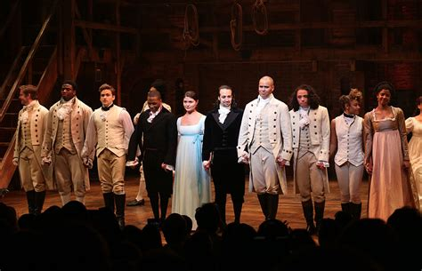 s day cast salaries the quot hamilton quot cast honored international s day by