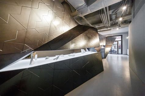 Showroom: SAPPHIRE Berlin By Daniel Libeskind Picture gallery